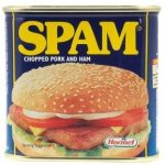 Spam Chopped Pork & Ham 340g Amazon Spiced Ham