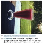 Spam Instagram Account Hack gehackt Angriff