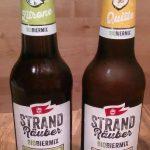 Störtebeker Strandräuber Bio Biermix Zitrone Keller-Bier Quitte Weizen-Bier