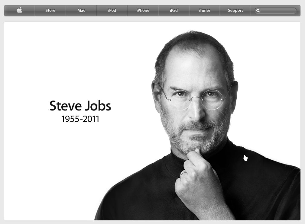 Steve Jobs 1955 2011 Apple
