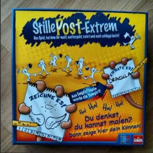 Stille Post Extrem Goliath Games Test Produkttest
