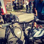 Straßenfest Glehn 2014 Fahrrad Codierung Polizei Korschenbroich