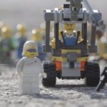 Stratos jump successful! ORIGINAL VERSION Screenshot Felix Baumgartner LEGO