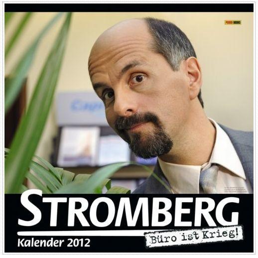 Stromberg Kalender Wandkalender 2012