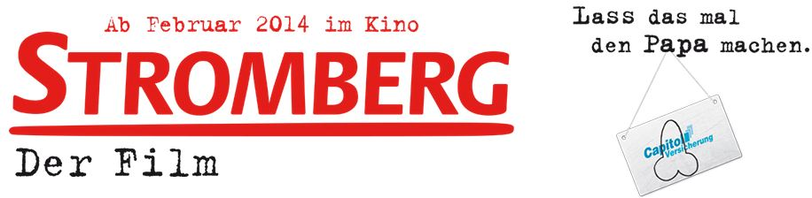 Stromberg der Film Logo