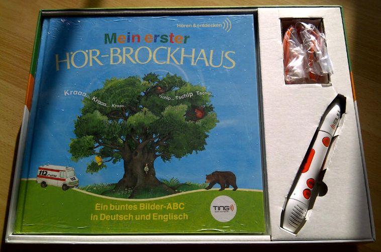 TING Starter Set Brockhaus