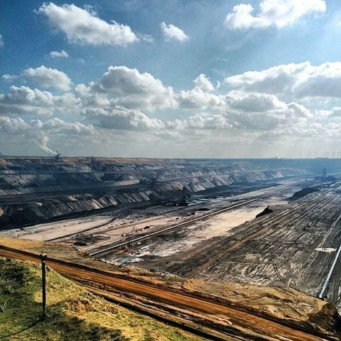 Tagebau Garzweiler RWE Jüchen