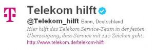 Telekom Twitter