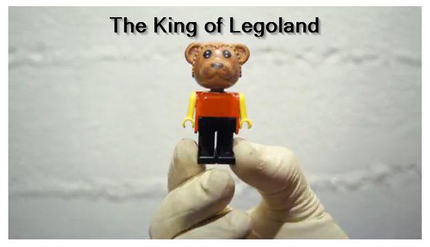 The King of Legoland