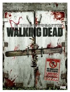 The Walking Dead DVD Cover Staffel 1 Fox