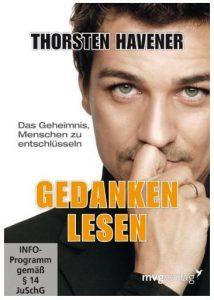 Thorsten Havener Gedanken lesen DVD Cover