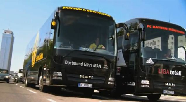 Titelrennen - BVB vs FCB Borussia Dortmund Bayern München MAN Video Oliver Kahn YouTube