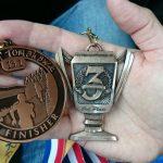 Tomahawk Medaille