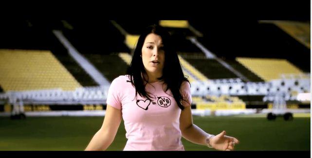 Toxygen feat. Karo - Borussia (Wir werden immer bei dir sein) - official Video FULL HD Screenshot Video YouTube