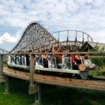 Tripsdrill Erlebnispark Mammut Achterbahn Holzachterbahn Heilbronner Land WanderSüden