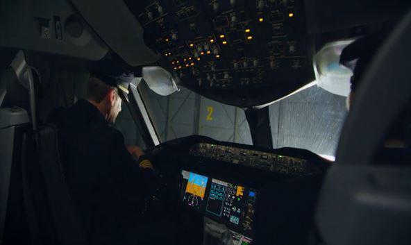 Unboxing KLM Dreamliner 747