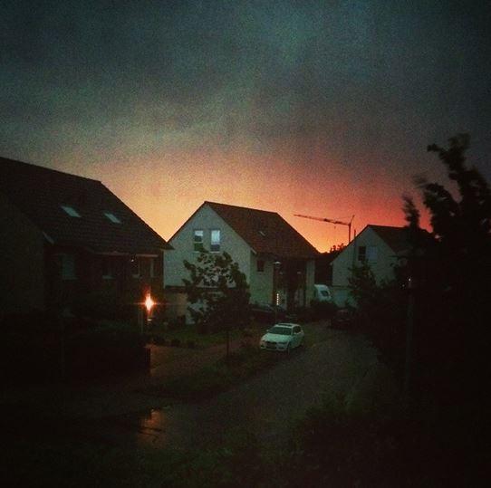 Unwetter Pfingsten 2014 Niederrhein