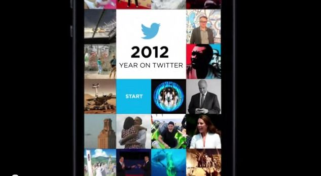 Video 2012 Year on Twitter - YouTube