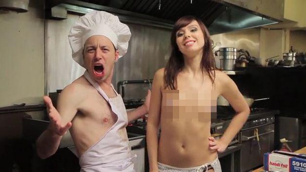 Video Pat le Chef Thunfisch-Auflauf erotisch Vimeo