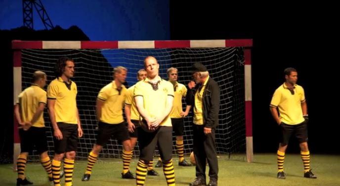 Video Screenshot Entstehungsgeschichte von Borussia Dortmund - Bruno Günna Knust (BVB Junior)