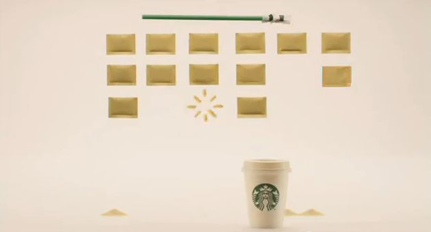 Video Screenshot Starbucks Mondays Can Be Great Campaign - YouTube