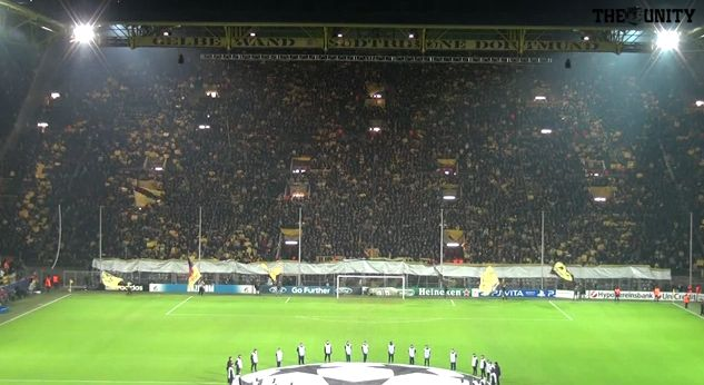 Video Screenshot TU The Unity Borussia Dortmund BVB Fans Rückblick 20122013 (Hinrunde) YouTube