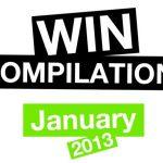 WIN-Compilation Januar 2013