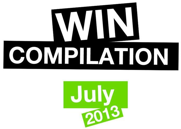 WIN-Compilation Juli 2013