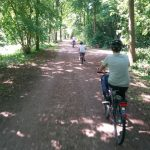 Wald Fahrrad Radtour Mönchengladbach