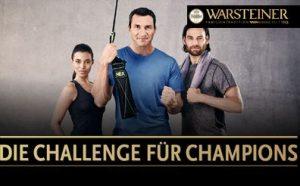 Warsteiner Die Challenge für Champions
