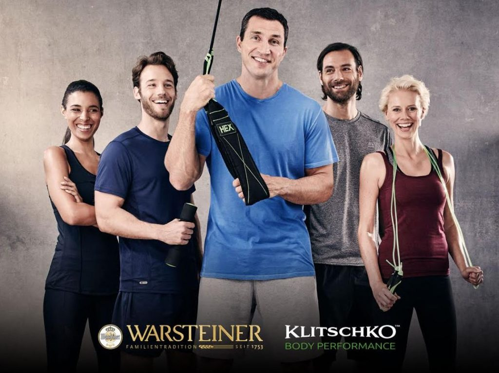 Warsteiner Klitschko Body Performance