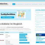 Webseite lottoview.de