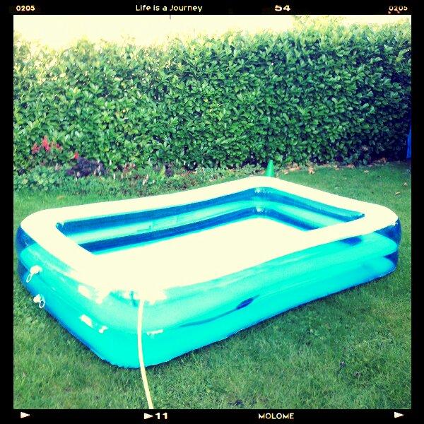Alle Jahre Wieder Einen Wehncke Swimming Pool Kaufen Ein