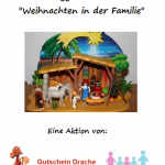 Weihnachten in der Familie Bloggeraktion