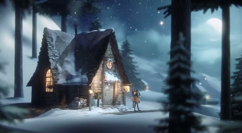 Weihnachten ist in Dir – OTTO Weihnachtsfilm 2015 – #weihnachtenistindir YouTube