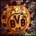 Weihnachtskugel Borussia Dortmund BVB Weihnachten Weihnachtsbaum