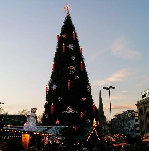 Dortmund Weihnachtsbaum.Alle Jahre Wieder Der Dortmunder Weihnachtsmarkt 2014 Ein