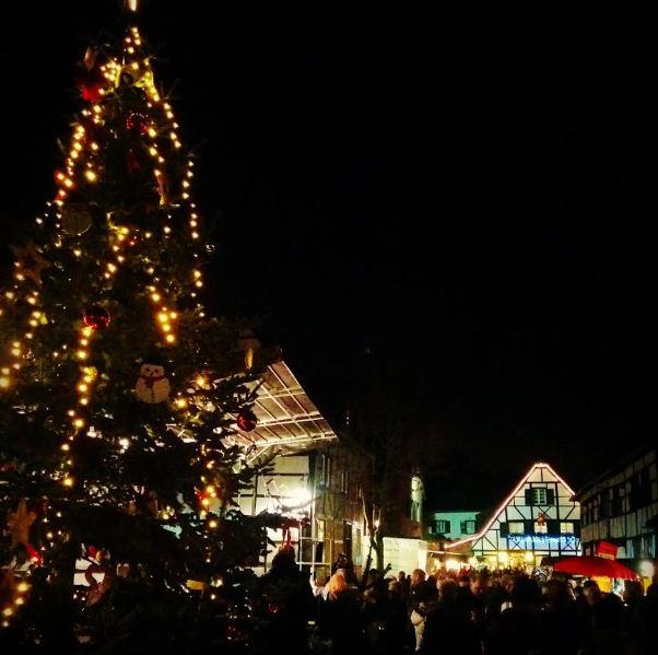 Weihnachtsmarkt Liedberg 2014
