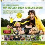 WestLotto Jubel App Borussia Dortmund BVB Screenshot