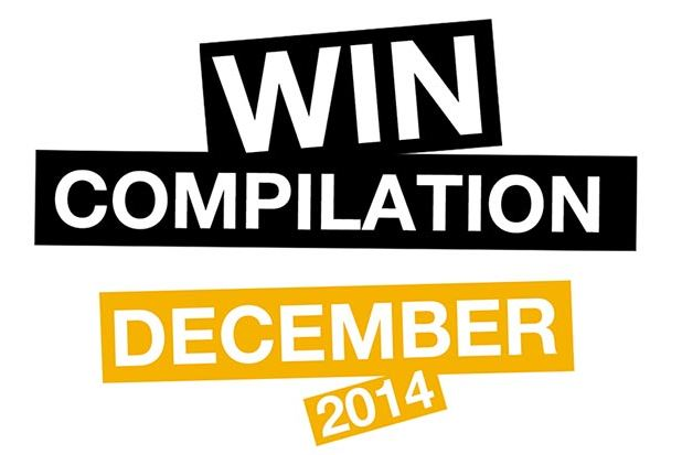 Win-Compilation Dezember 2014