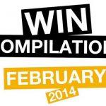 Win-Compilation Februar 2014