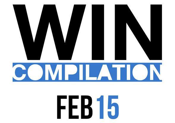 Win Compilation Februar 2015