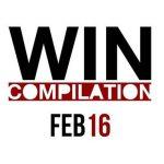 Win Compilation Februar 2016