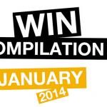 Win Compilation Januar 2014