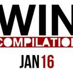 Win-Compilation Januar 2016