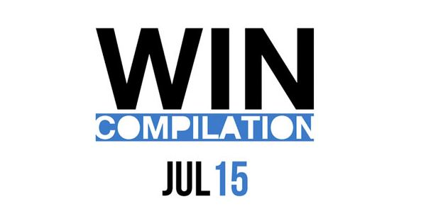 Win Compilation Juli 2015