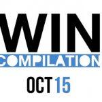 Win-Compilation Oktober 2015
