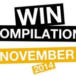 Win-Compilation im November 2014