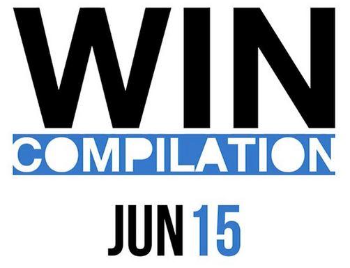 Win Compilaton Juni 2015