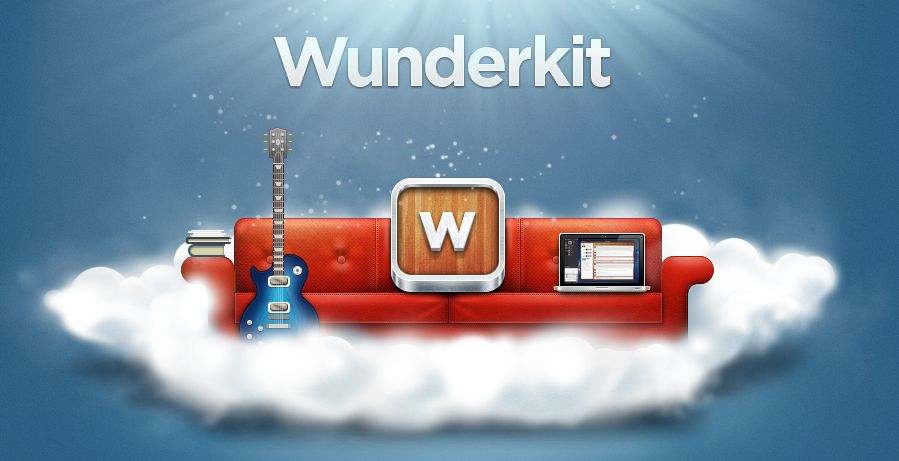Wunderkit - A new way to organize your life Invite Wunderkit